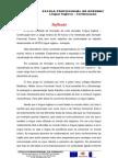 Reflexão de Lingua inglesa-continuação