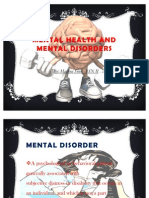 Mental Health And