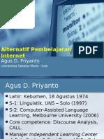 Alternatif Pembelajaran Berbasis Internet