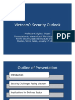 Thayer Vietnam's Security Outlook