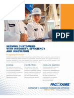 PACMOORE Manufacturing Brochure