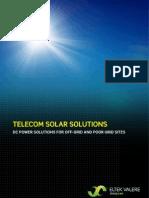 Telecom Solar Power 8pages 1mb PDF