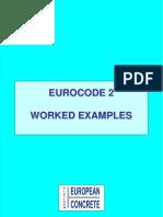 Worked Examples-eurocode 2