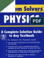 the statistics problem solver rea s problem solvers physics