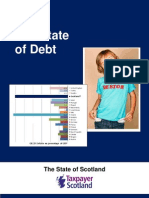 State of Scotland Debt January 2012