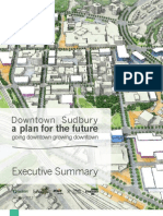 Sudbury Downtown Plan - Executive Summary