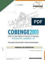 Manual Do Expositor Cobenge