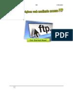 Gestión de páginas web mediante acceso FTP