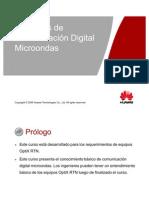 1.- OTF000001 Digital Microwave Communication Principle ISSUE 1.01_ES