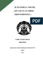 Material Teknik Bio Composite