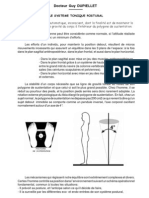 SYSTEME TONIQUE POSTURAL