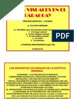 Presentación Arte Paraguayo.