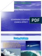Fluid Dynamics - Coanda Effects