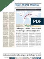 Crisis y Migración