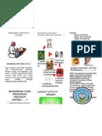 Leaflet Difteri a4 Anak