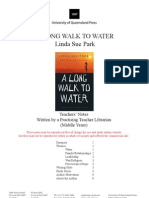 A Long Walk to Water Study