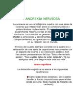 Factorse Psicosociales de La Anorexia