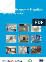 Energy Efficiency in Hospitals- Best Practice Guide