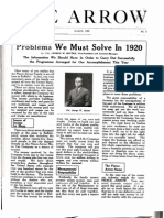 Arrow Newsletter 1920 03 Vol 3 No 3