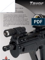 Rifle de Assalto TAVOR T.A.R. 21