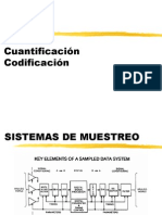 Muestreo, Cuantificacion y Codificacion
