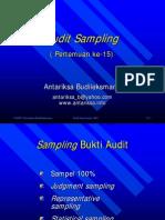 Audit1 15 Sampling