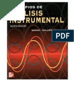 Principios de análisis instrumental. Skoog, Douglas (5ª ed). Capitulo 1-5