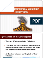 Air Pollution From Volcanic Eruptions
