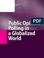 Public Opinion Polling in a Globalized World