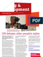Ageing and Development 30
