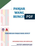 Panjar Wang Runcit