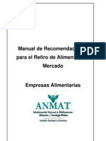 Manual Retiro Empresas