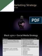 Black 15in1 Web Marketing Strategy