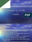 Romans 11
