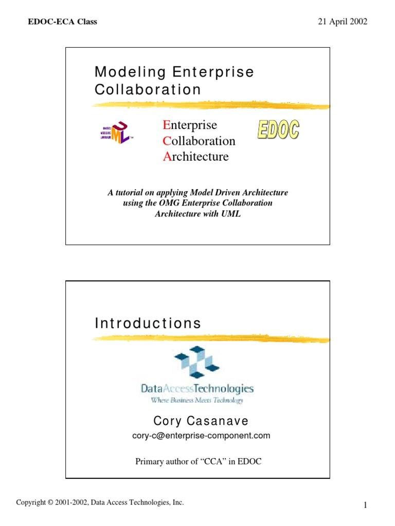 01 1 modeling enterprise collaboration component based software 01 1 modeling enterprise collaboration component based software engineering enterprise java beans baditri Images