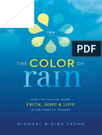 The Color of Rain by Michael and Gina Spehn