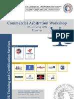 _Commercial Arbitration Workshop