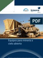 Open Cast Mining Equipment Esp