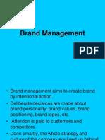 15663658 Brand Management