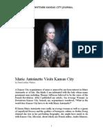 Marie Antoinette Visits Kansas City