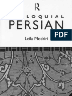 Persian Colloquial 1