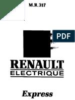 Renault Express Electro