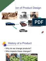 Evolution Product Design