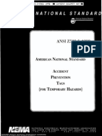 ANSI Z535.5-1998