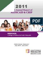 Utah Annual Report of MEDICAID & CHIP 2011