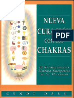 Nueva Curacion Con Los Chakras by Cyndi Dale