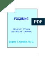 Microsoft Word - Focusing. E. T. Gendlin