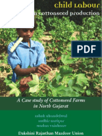 Child Labour in Cottonseed Production by Ashok Khandelwal