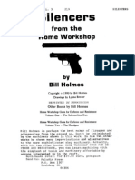 [GUNSMITHING] Silencers by Bill Holmes