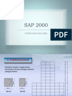 SAP 2000 Pushover)